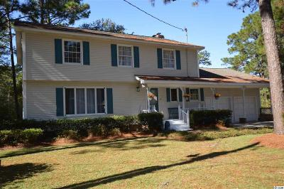 Pawleys Island Single Family Home For Sale: 65 Georgeanna Court