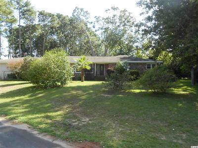 Surfside Beach Single Family Home For Sale: 1415 N Poplar Drive