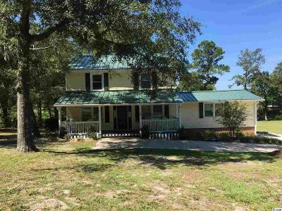 Georgetown Single Family Home For Sale: 282 Pinewood Street