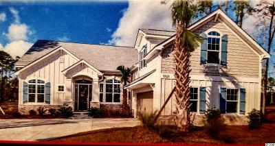 Myrtle Beach Single Family Home Active-Hold-Don't Show: 1352 Fiddlehead Way