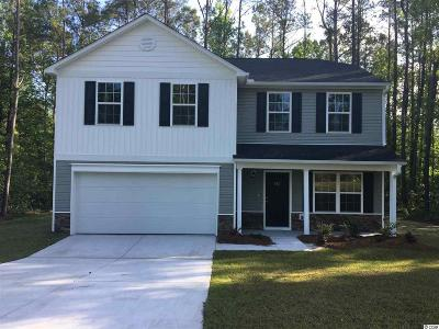 Loris Single Family Home For Sale: 585 Timber Creek Drive