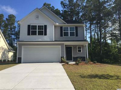 Loris Single Family Home For Sale: 613 Timber Creek Drive