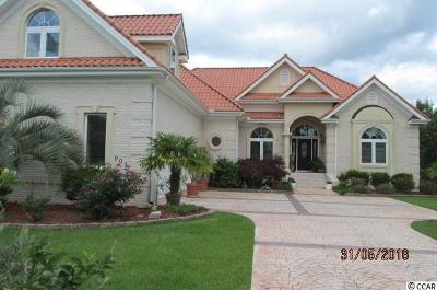 North Myrtle Beach Single Family Home For Sale: 904 Waterside Street