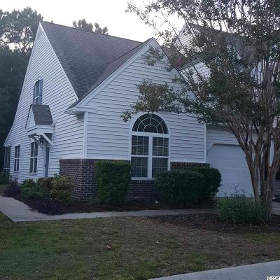 Pawleys Island Condo/Townhouse Active-Pend. Cntgt. On Financi: 90 Palisade Loop #90