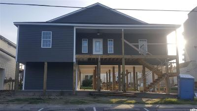 North Myrtle Beach Single Family Home Active-Pend. Cntgt. On Financi: 204 21st Ave S