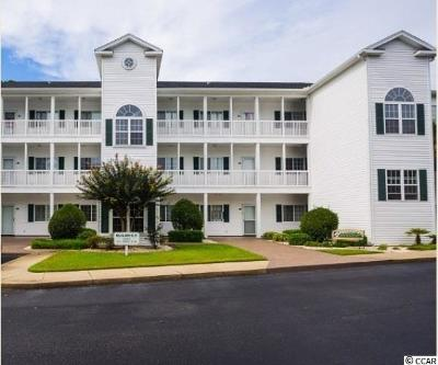 Little River SC Condo/Townhouse For Sale: $131,800