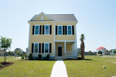 Myrtle Beach Single Family Home For Sale: 908 Crystal Water Way