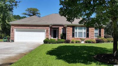 Georgetown Single Family Home For Sale: 526 Francis Parker Rd.