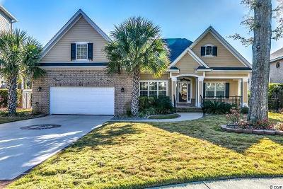 North Myrtle Beach Single Family Home For Sale: 507 Tradewind Ct