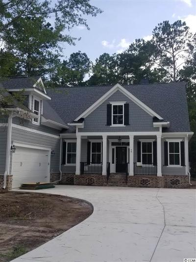 Murrells Inlet Single Family Home Active-Pend. Cntgt. On Financi: Lot 245 Piggeon Forge Court