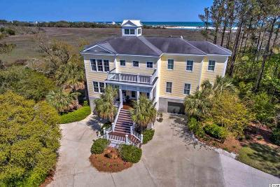 Pawleys Island Single Family Home For Sale: 288 Tipperary Place