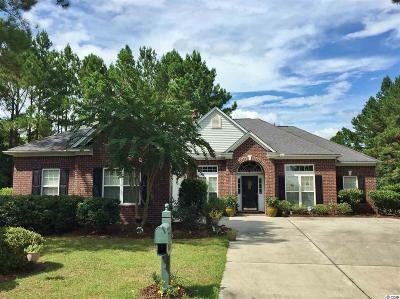 North Myrtle Beach Single Family Home For Sale: 2910 Whooping Crane Drive