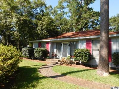 Pawleys Island Single Family Home For Sale: 275 Gray Mans Loop