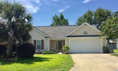 Surfside Beach Single Family Home For Sale: 236 Melody Gardens Dr.