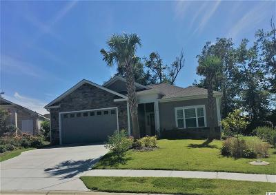 North Myrtle Beach Single Family Home Active-Pending Sale - Cash Ter: 1606 Crosswinds Ave