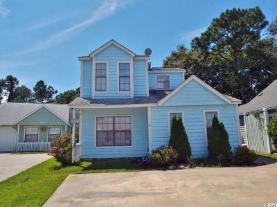 North Myrtle Beach Single Family Home Active-Hold-Don't Show: 907 Charles St