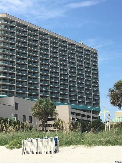 Myrtle Beach Condo/Townhouse Active-Pend. Cntgt. On Financi: 201 74th Ave. N #1701