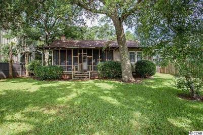 Murrells Inlet Single Family Home For Sale: 5161 Hwy 17 Business