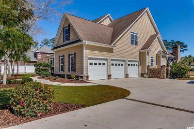 Murrells Inlet Single Family Home For Sale: 117 Creek Harbour Circle