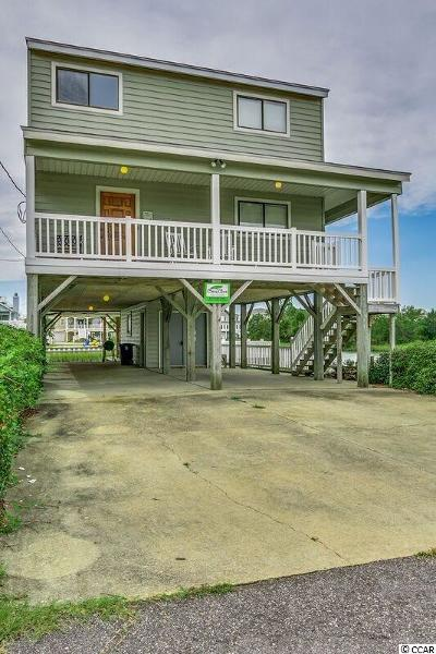 North Myrtle Beach Single Family Home For Sale: 339 57th Ave N.
