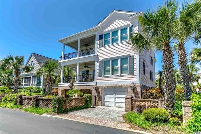 Pawleys Island Single Family Home For Sale: 549 S Dunes Dr
