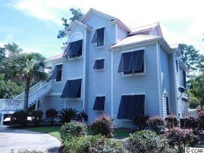 Pawleys Island Single Family Home Active-Pend. Cntgt. On Financi: 53 Lark Hill Road