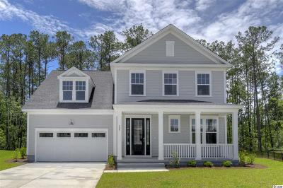 Murrells Inlet Single Family Home For Sale: 805 Longwood Bluffs Cir
