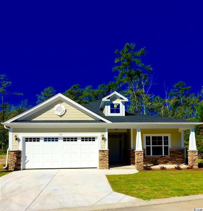 Murrells Inlet Single Family Home Active-Pending Sale - Cash Ter: 740 Elmwood Circle