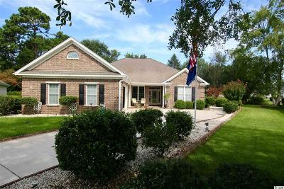 Murrells Inlet Single Family Home For Sale: 9583 Indigo Creek Blvd