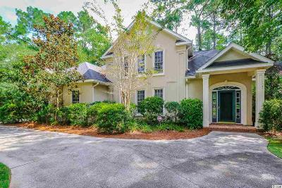 Pawleys Island Single Family Home For Sale: 304 Doral Drive