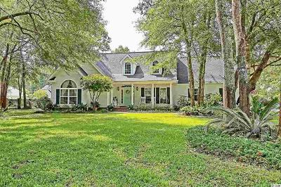 Murrells Inlet Single Family Home For Sale: 5073 Spanish Oaks Ct.