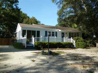North Myrtle Beach Single Family Home For Sale: 4512 Harrison St