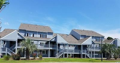 Surfside Beach Condo/Townhouse For Sale: 1930 Bent Grass Dr #40-M