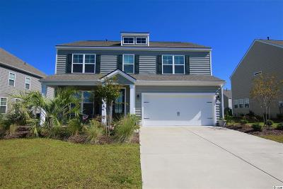 Myrtle Beach Single Family Home For Sale: 4584 Planters Row Way
