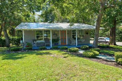 Myrtle Beach Single Family Home For Sale: 5414 Hampton Circle