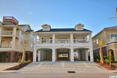 North Myrtle Beach Single Family Home For Sale: 1002 S Ocean Blvd.