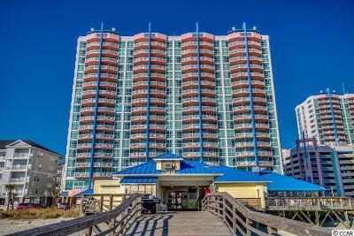 North Myrtle Beach Condo/Townhouse For Sale: 3500 N Ocean Blvd #503