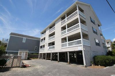 Surfside Beach Condo/Townhouse For Sale: 1510 S Ocean Blvd #203