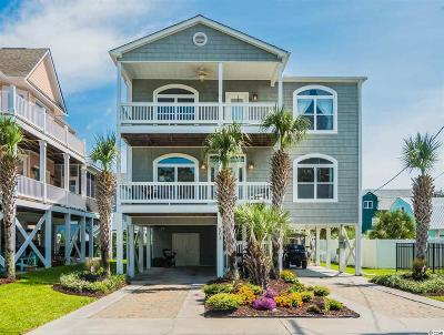 North Myrtle Beach Single Family Home For Sale: 502 21st Avenue