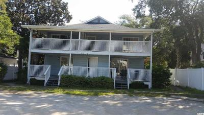 North Myrtle Beach Multi Family Home For Sale: 302 S 33rd