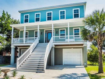 North Myrtle Beach Single Family Home For Sale: 1421 Holly Drive