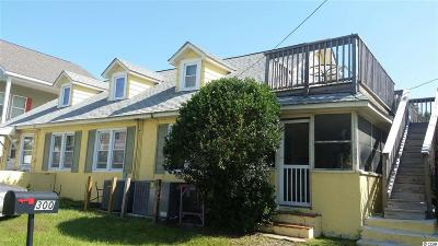 North Myrtle Beach Single Family Home Active-Hold-Don't Show: 300 S 15th Avenue