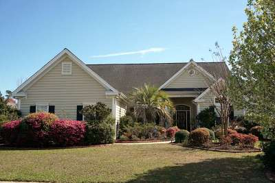 Murrells Inlet Single Family Home For Sale: 249 Pickering Dr