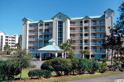 Pawleys Island Condo/Townhouse For Sale: 143 S Dunes Drive #304