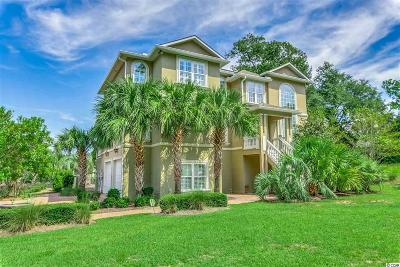 North Myrtle Beach Single Family Home For Sale: 2805 Ships Wheel Dr