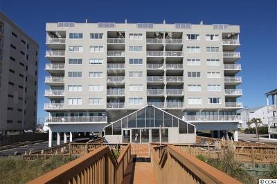 Cherry Grove Condo/Townhouse For Sale: 5806 N Ocean Blvd #404
