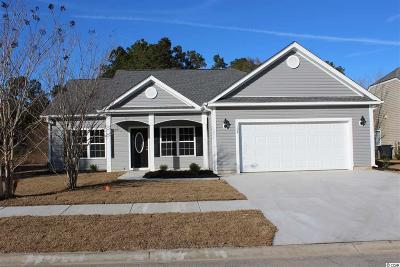 Conway Single Family Home For Sale: 108 Barons Bluff Drive