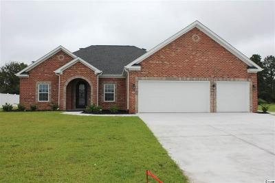 Conway Single Family Home For Sale: 125 Vineyard Lake Circle