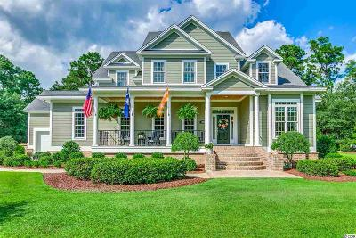 Pawleys Island Single Family Home For Sale: 1024 Beaumont Drive
