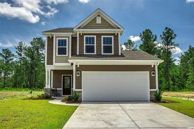 Myrtle Beach Single Family Home Active-Pend. Cntgt. On Financi: 5421 Merrywind Cr.